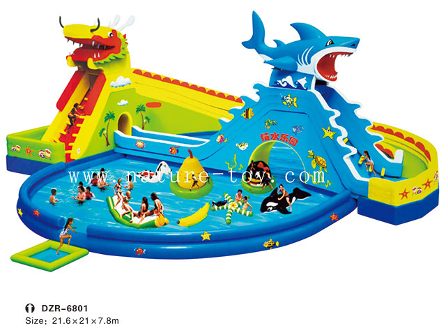 DZR-6801 Water Park
