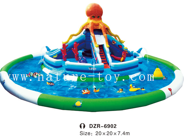 DZR-6902 Water Park
