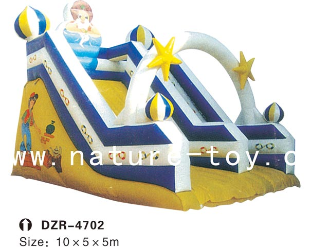 DZR-4702 Inflatable Slid
