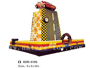 DZR-5705 Inflatable Climbing