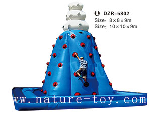 DZR-5802 Inflatable Climbing