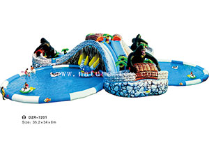 DZR-7201 Water Park