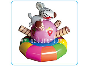 DZR-5902 Naughty Fort Inflatable Accessories